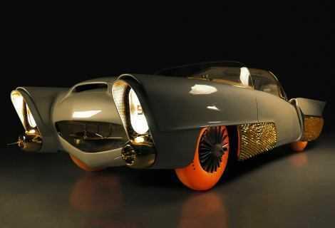 Golden Sahara II presentata in anteprima mondiale al Salone di Ginevra