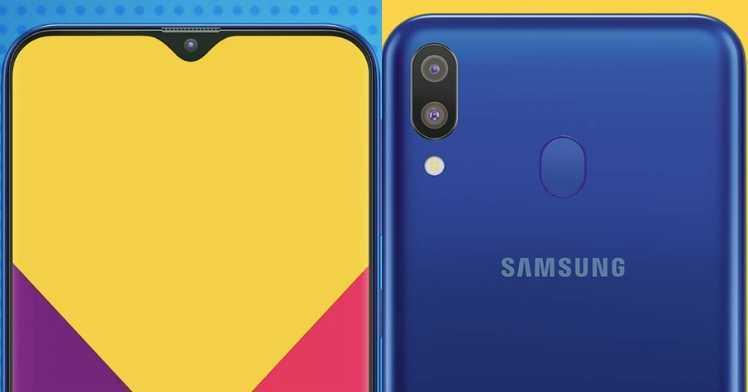 Samsung Galaxy M20: ottimo prezzo e disponibilità in Italia