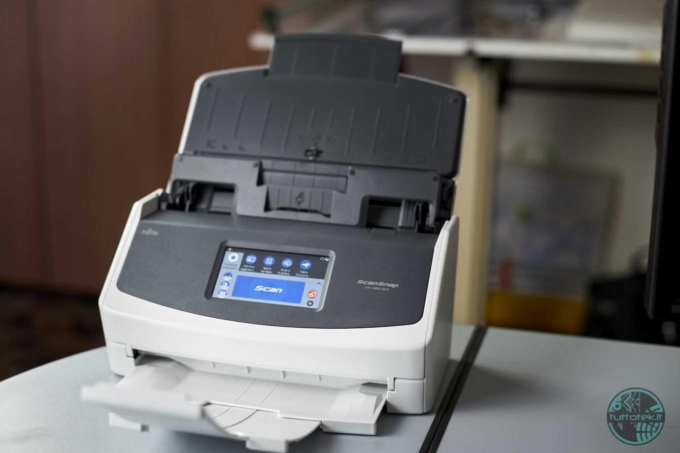 Recensione ScanSnap iX1500, pratico e funzionale