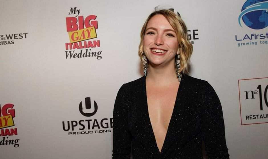 Veronica Maccari è protagonista a Hollywood