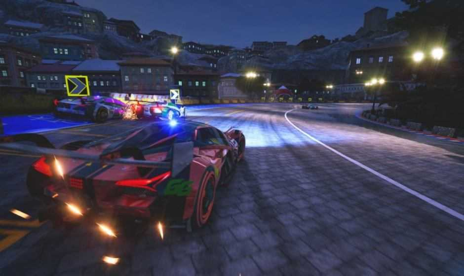 Il trailer di lancio di Xenon Racer è ora disponibile!