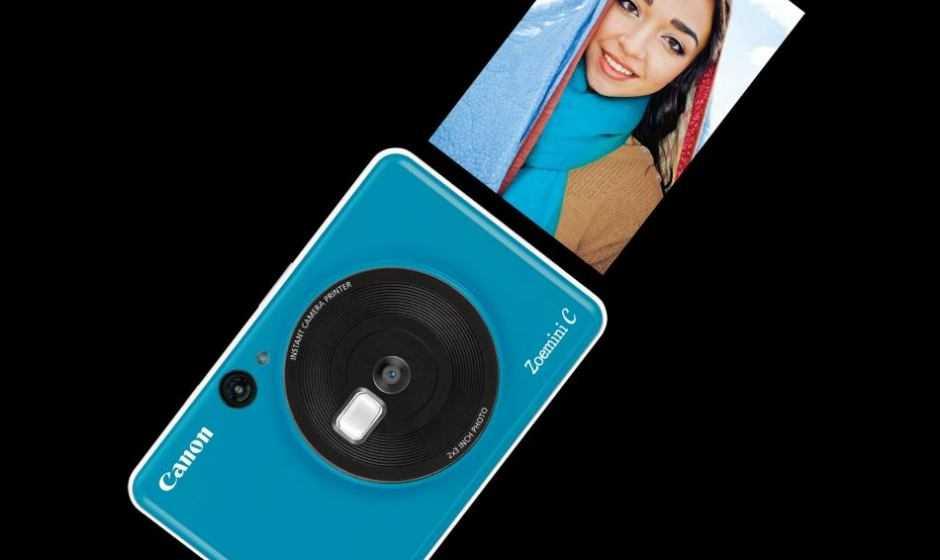 Canon Zoemini S e Zoemini C: mini istanti, grandi storie