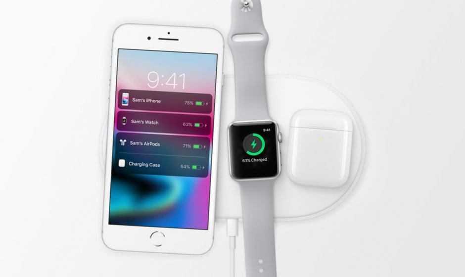 Apple annuncia: niente più tappetino di ricarica wireless AirPower