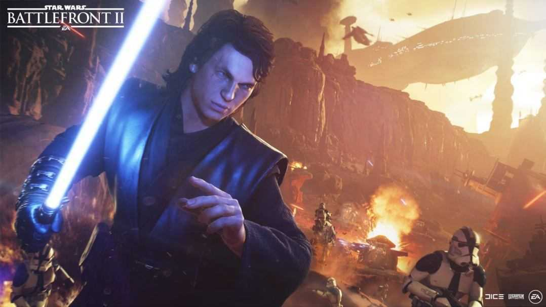 Star Wars Battlefront II: note della patch Supremazia Assoluta