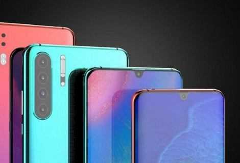 Huawei P30 Pro: top di gamma annunciato ufficialmente a Parigi