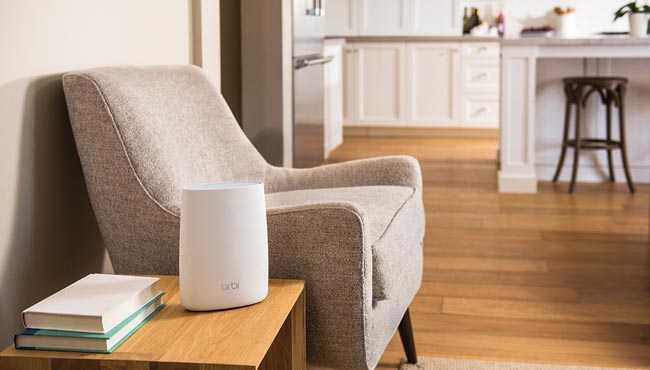 Netgear lancia il nuovo sistema WiFi Orbi
