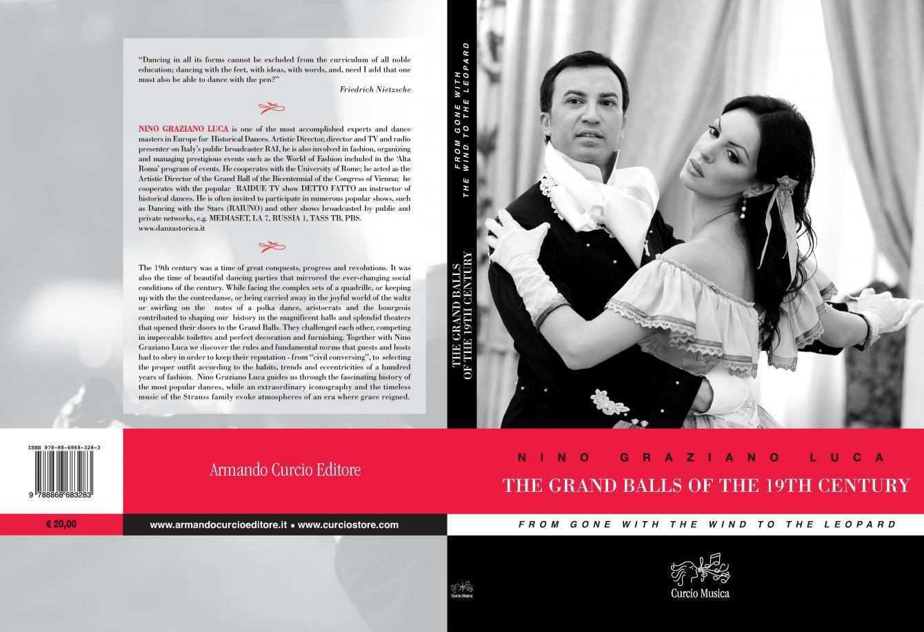 """""""Gran Balli dell'800. Da Via Col Vento al Gattopardo"""" in versione inglese"""
