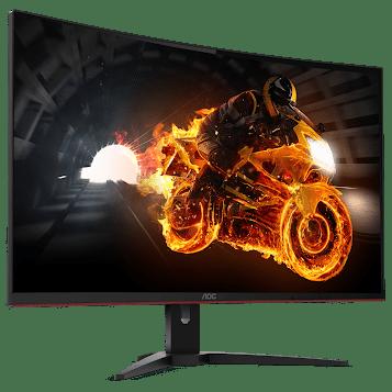 AOC presenta G2868PQU, il nuovo monitor da gaming 4K