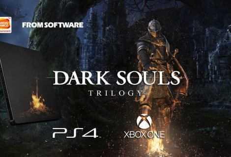 Dark Souls Trilogy: disponibile da oggi la remastered della serie