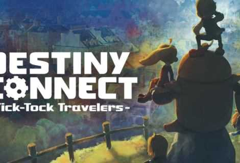 Destiny Connect: Tick-Tock Travelers è finalmente disponibile