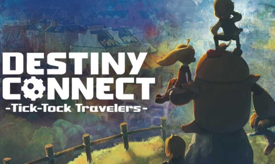 Destiny Connect: Tick- Tock Travelers in arrivo questo autunno
