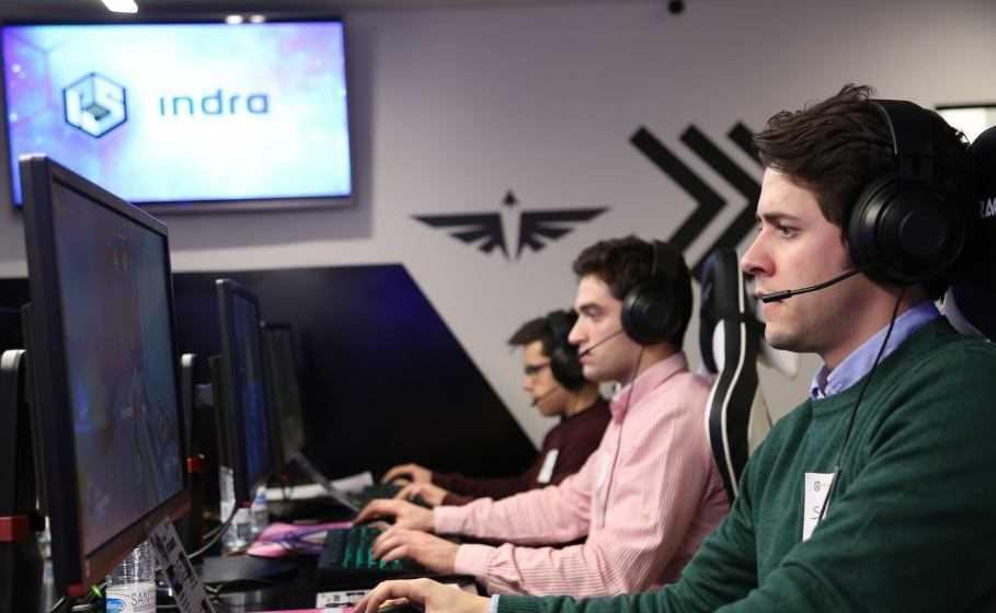Indra: eSport in azienda per la formazione dei giovani talenti