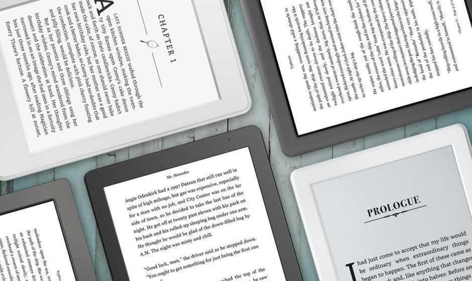 Libri: le categorie più adatte da leggere in eBook