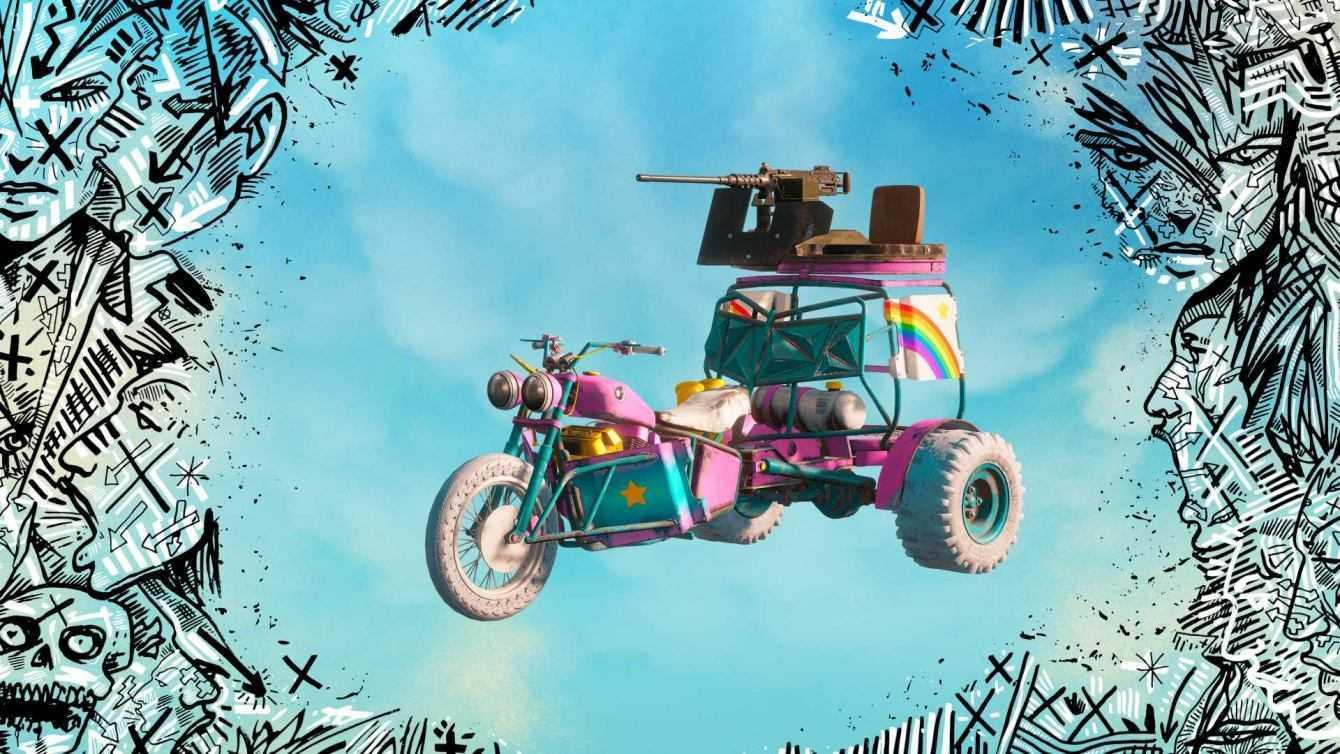 Far Cry New Dawn: disponibile il pacchetto Trike Unicorn ed altro ancora
