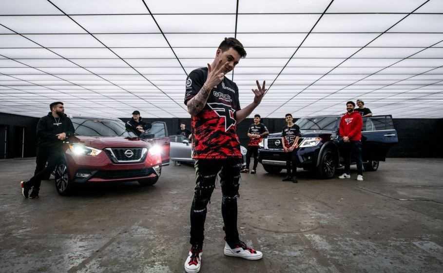 Nissan entra nel mondo degli eSport con nuove partnership