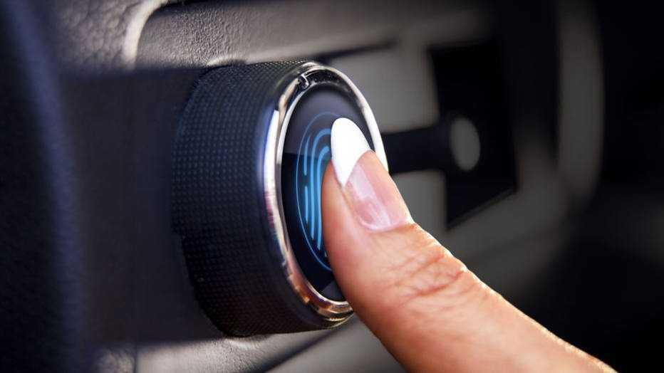 Impronte digitali: ecco come diremo addio alle chiavi!