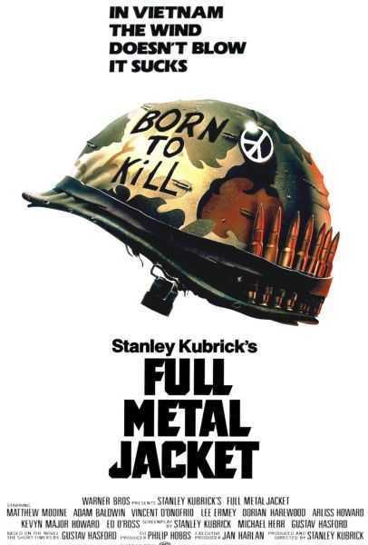 Retro-recensione Full Metal Jacket: il senso della guerra