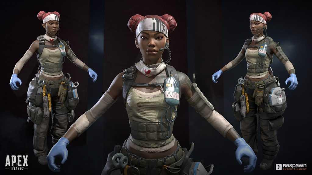 Apex Legends: l'Art Team rilascia moltissimi concept art