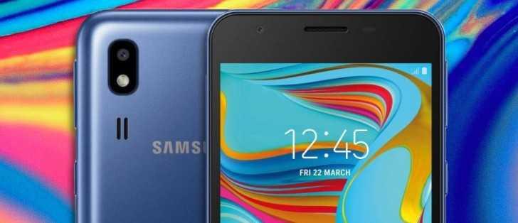 Samsung Galaxy A2 Core: svelate alcune specifiche tecniche