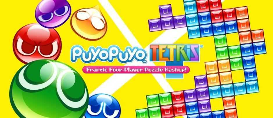 Puyo Puyo Tetris - The Frantic FP Puzzle Mashup disponibile