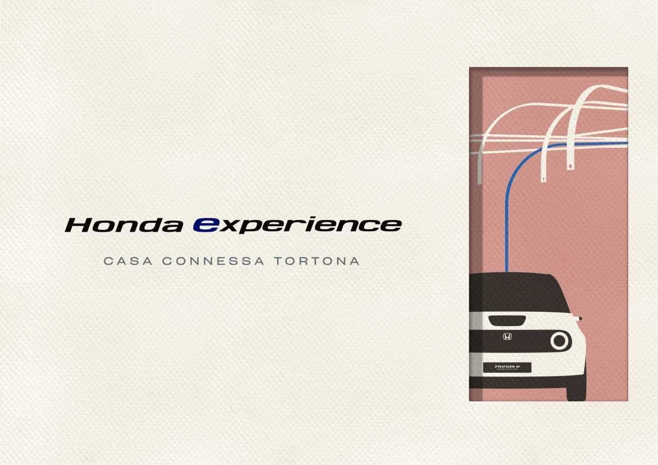 Honda: presente a Design Week di Milano con e-Prototype