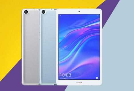Honor Tab 5: display in FullHD e batteria da 5.100 mAh