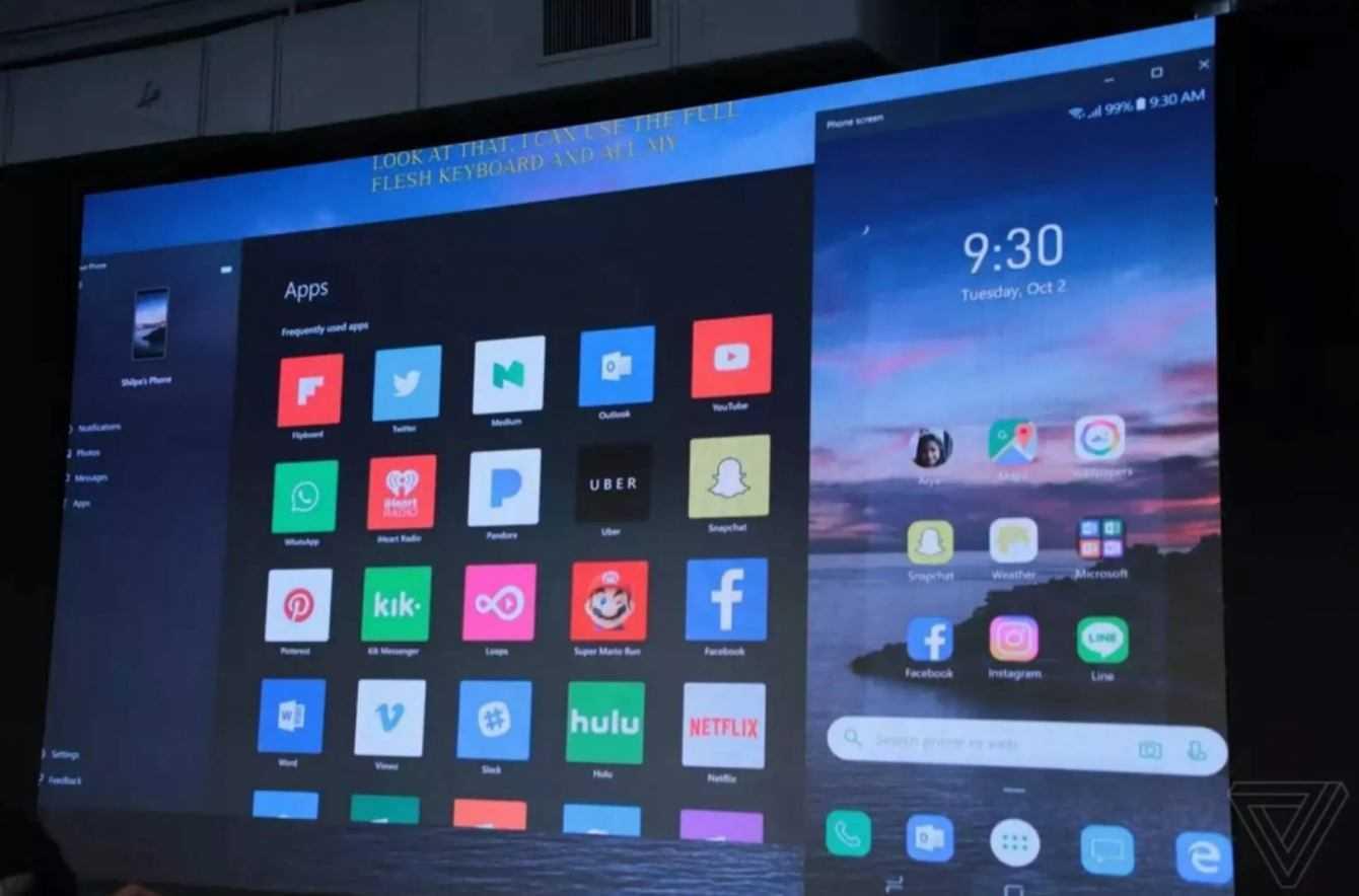 Windows 10: rilasciata nuova build per il mirroring
