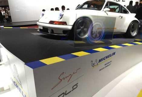 Michelin Pilot Sport 4 SUV al Salone di Ginevra 2019