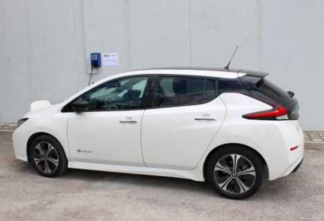 Nissan e Università dell'Aquila: protocollo d'intesa mobilità elettrica