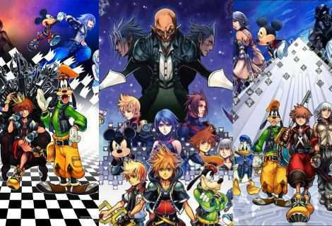 Kingdom Hearts - The Story So Far: svelato il prezzo ufficiale?