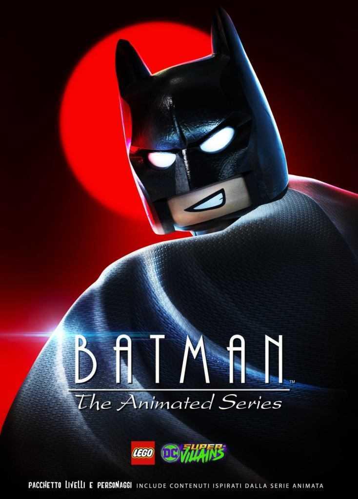 LEGO DC Super-Villains: arriva il livello Batman la Serie Animata