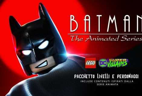 LEGO DC Super-Villains: arriva il livello Batman la Serie Animata