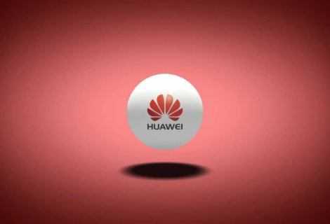 Huawei: nuovo smartphone con secondo display sul retro