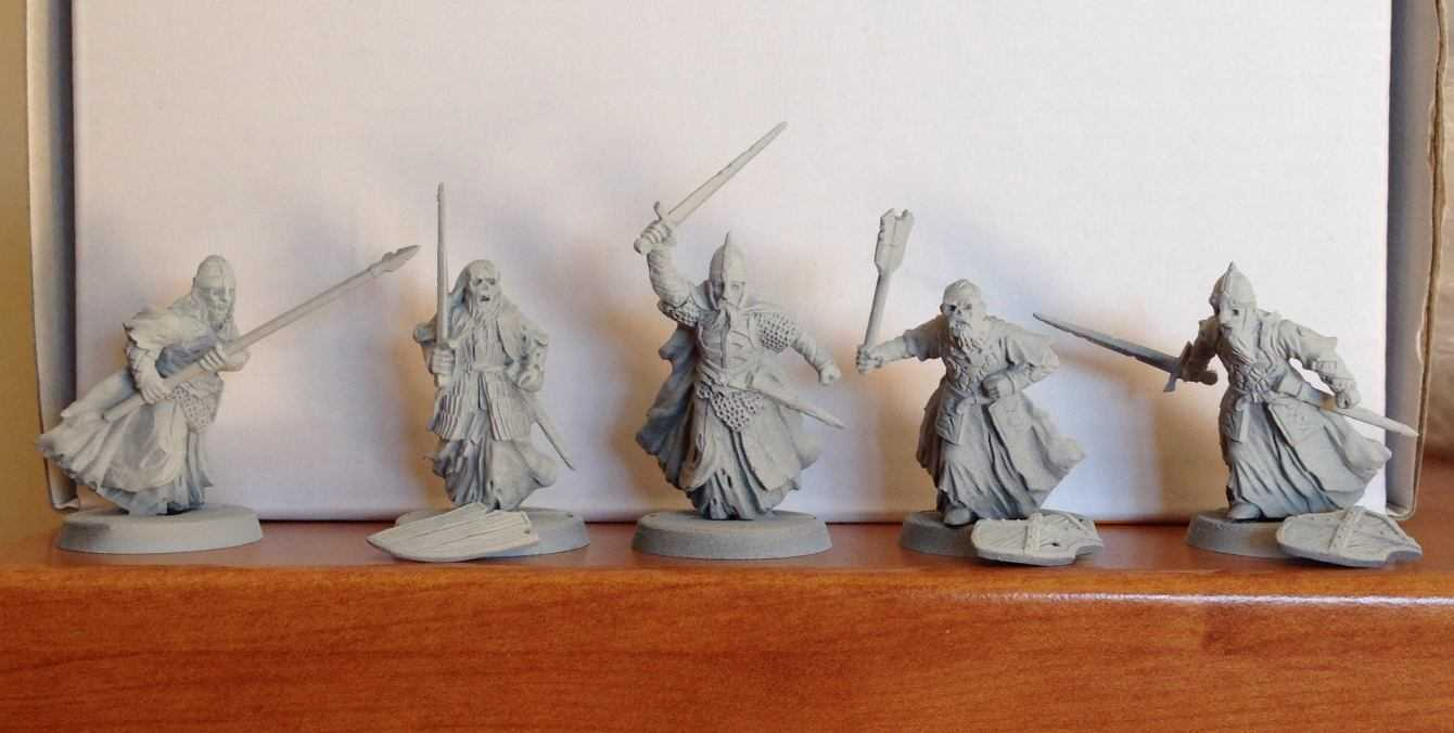 Come dipingere miniature Games Workshop - Tutorial 33: Guerrieri dei Morti