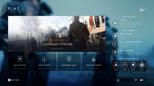 Battlefield 5: la modalità battle royale arriverà presto