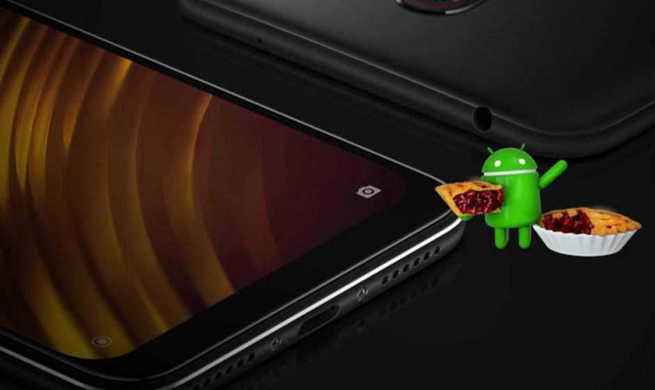 PocoPhone F1: aggiornamento MIUI 10.2.3.0 e patch di febbraio