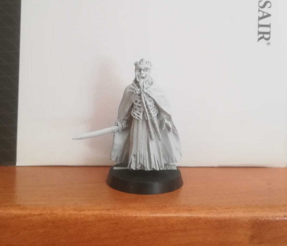 Come dipingere miniature Games Workshop - Tutorial 35: Re dei Morti