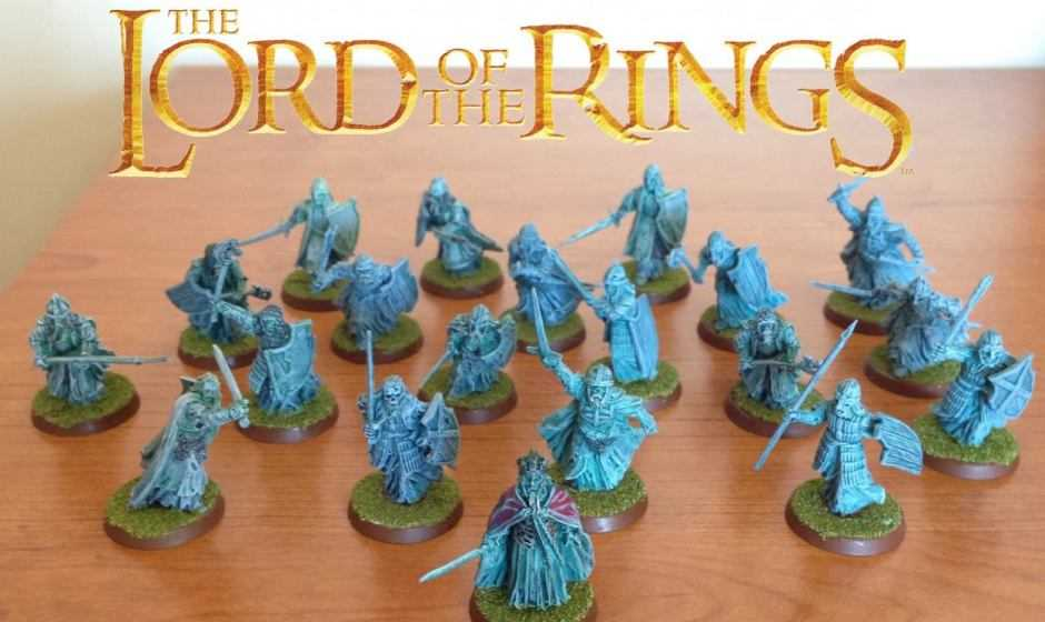 Come dipingere miniature Games Workshop – Tutorial 35: Re dei Morti