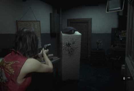 Resident Evil 2 Remake: una mod trasforma gli zombie in tofu