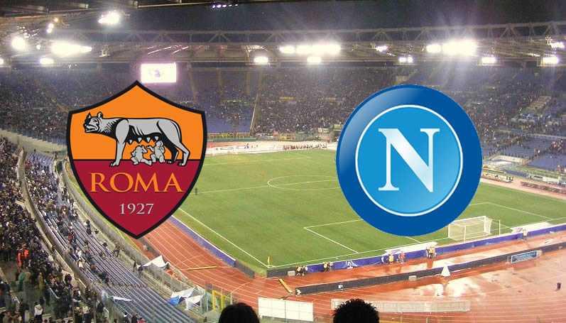 Roma-Napoli streaming: ecco dove vederla