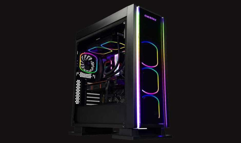 Enermax presenta Saberay Advanced, nuovo case RGB