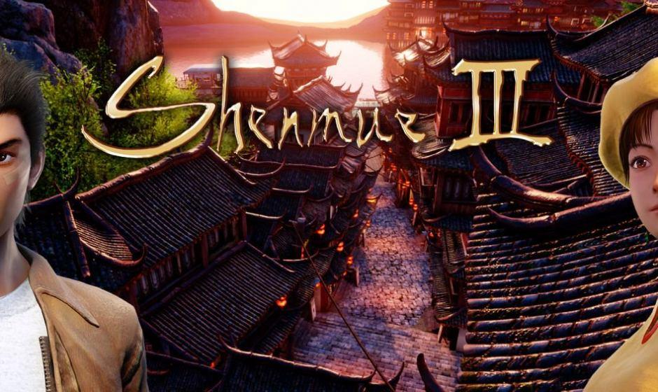 Shenmue III: Ryo ed altri personaggi si mostrano in questo nuovo trailer