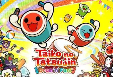 Festa in arrivo su Taiko no Tatsujin: Drum Session!