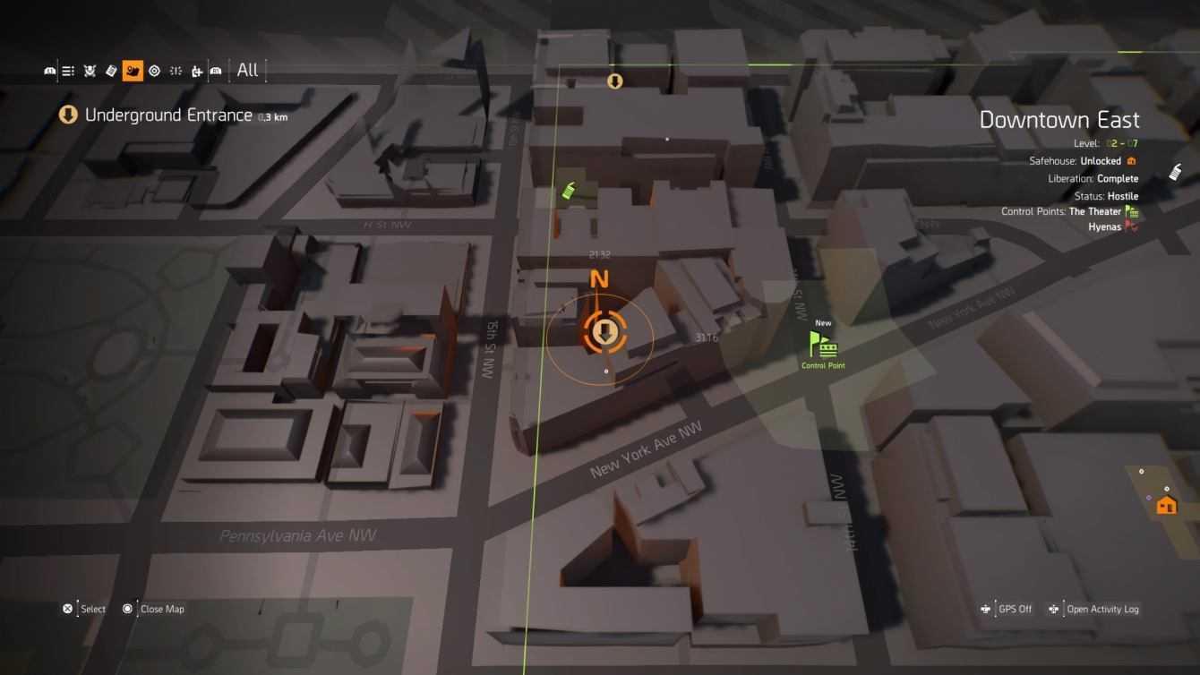 The Division 2: guida alle chiavi e come sbloccare la Suite 3