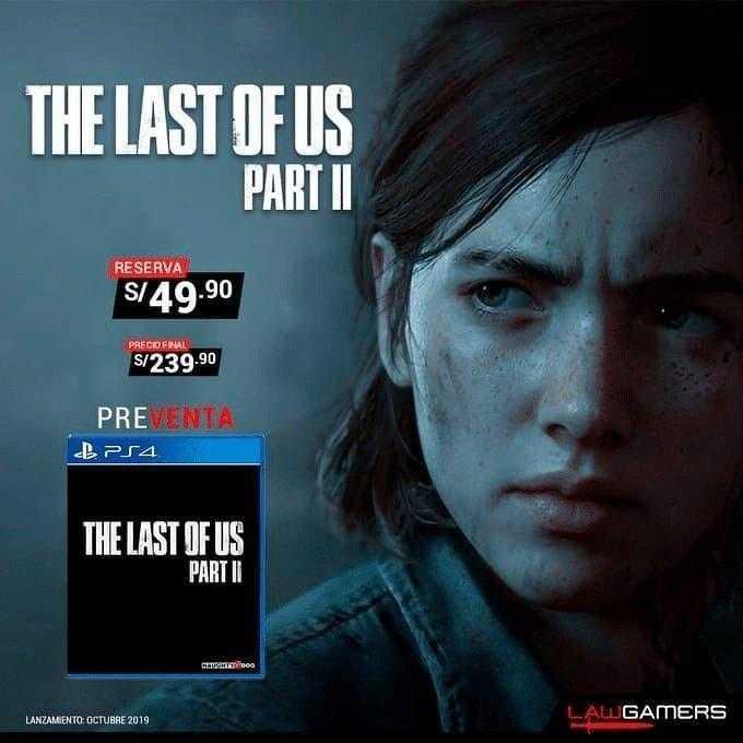 The Last of Us: Part II, un rumor su una data di uscita