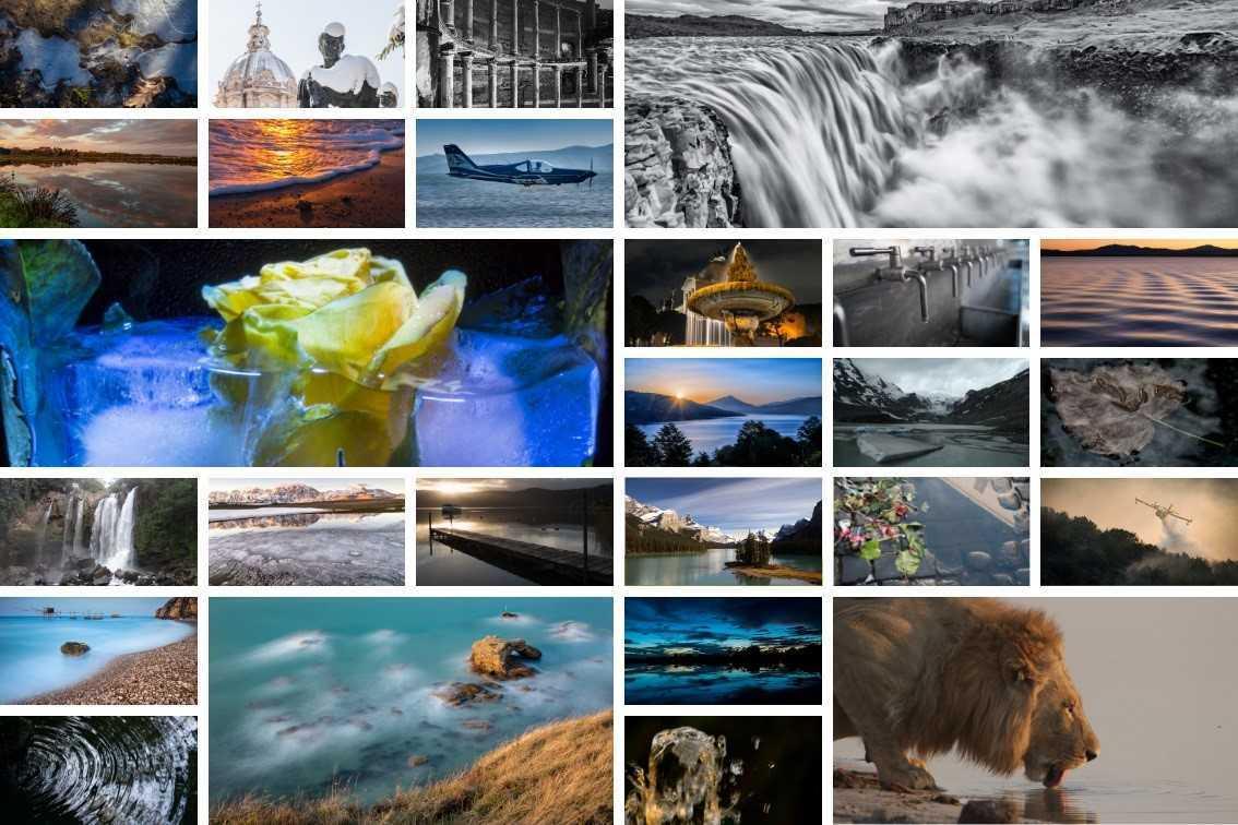 """Mostre fotografiche: """"H2O e attimi di luce"""" dell'Associazione """"Grigio 18%"""""""