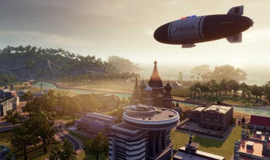 Tropico 6 è finalmente disponibile per PC!