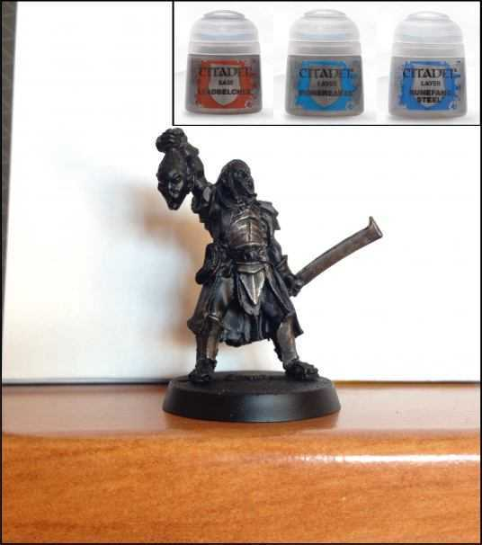 Come dipingere miniature Games Workshop - Tutorial 34: Uglúk