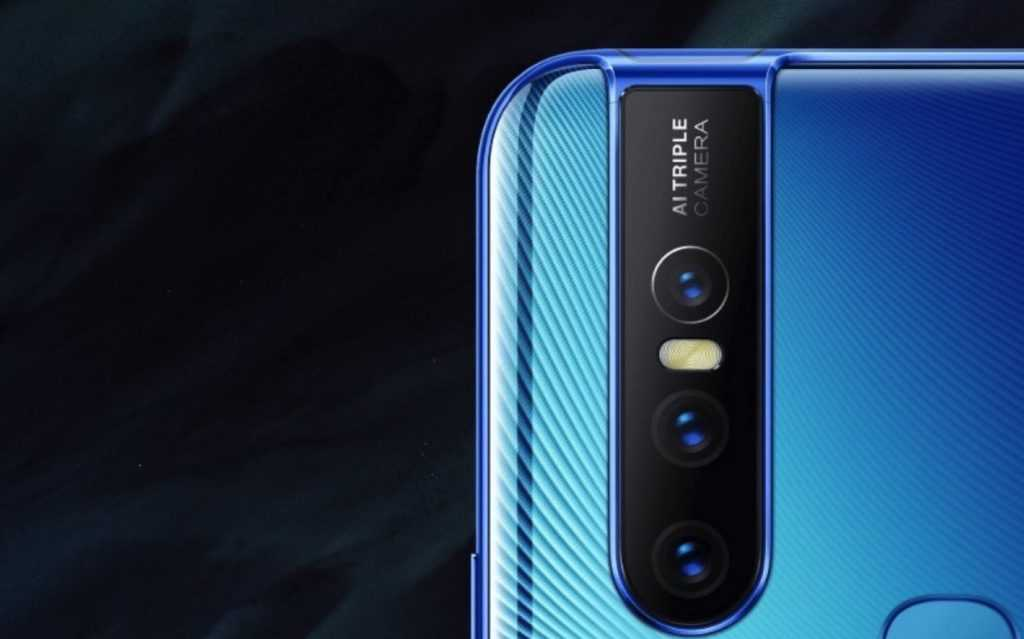 Vivo V15: fotocamera pop-up e altre specifiche tecniche