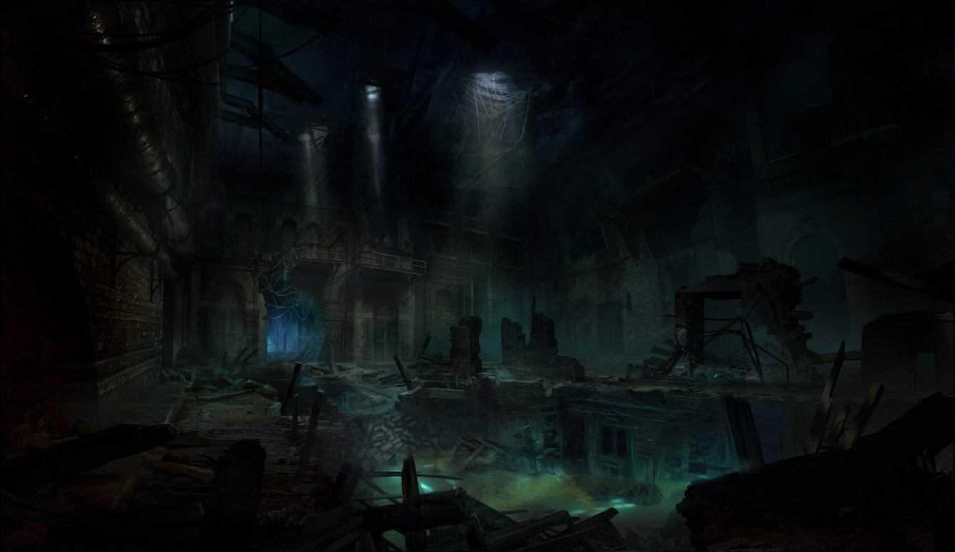 Vampire: The Masquerade, delle immagini per un nuovo gioco?